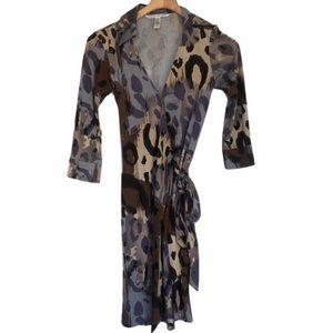 Diane Von Furstenberg Justin Dress Size 0